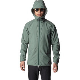 Houdini Wisp Jacket Men storm green